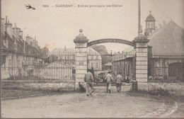 Guerigny -  Entrée Principale Des Cables - Guerigny