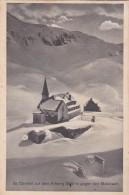 St. Christof Auf Dem Arlberg Gegen Den Maiensattl * Karte Von 1910 - St. Anton Am Arlberg