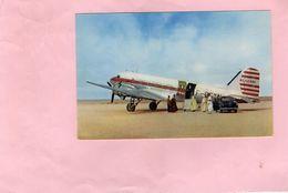 CP - N°1 - DOUGLAS DC3 - Cie AIR ALGERIE - Avions