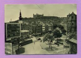 Bratislava - Hurbanovo Namestie - Slovacchia