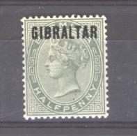 Gibraltar  :  Yv  1  * - Gibraltar