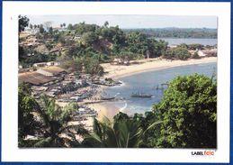 Cote D'Ivoire. Payssage De Sassandra - Costa D'Avorio