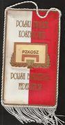 Basketball / Flag, Pennant / Poland / Polish Basketball Federation - Apparel, Souvenirs & Other