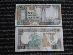 Billet De Banque: Somalie Neuf** - Coins & Banknotes