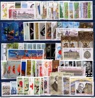 France - Année Complète Neuve 2012 ** Comprenant 81 Timbres Dont Les Blocs Découpés (sans Les Maxis) - 2010-....