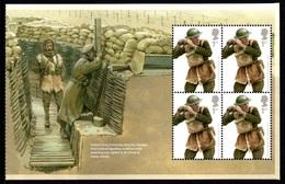 GREAT BRITAIN 2015 Great War 1915/Observers: Set Of 4 Stamps (ex PSB) UM/MNH - Blocs-feuillets