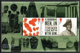 GREAT BRITAIN 2015 Great War 1915 1st Class: Set Of 3 Stamps (ex PSB) UM/MNH - Blocchi & Foglietti