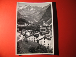 CARTOLINA SONDRIO VALMALENCO   PROVA DI STAMPA      - D 833 - Sondrio