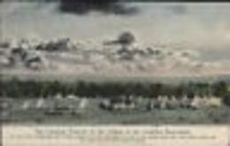 Idaho Oregon Umatilla Native Indian Reservation & Tepees C1910 Postcard Jrf - Indiaans (Noord-Amerikaans)