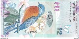 Bermuda - Pick 57  - 2 Dollars 2009 - Unc - Bermudes
