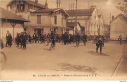 88.THAON LES VOSGES SORTIE DES OUVRIERS DE LA BTT - Thaon Les Vosges