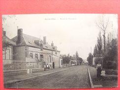 10 , Aix En Othe ,la Route De Tonnerre En 1904 - France