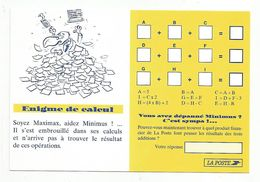 LA POSTE GRAND JEU - Postal Services