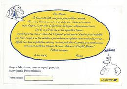LA POSTE GRAND JEU MAXIMAX 1997 - Postal Services