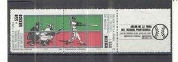 Messico PO 1989 Baseball Scott.1617a S/s + See Scans Nuovi - Mexico
