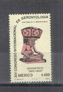 Messico PO 1989 Congr.GerontologiaScott.1614 + See Scans Nuovi - Mexico