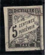 EMISSIONS GENERALES        N°  YVERT    TAXE 5        OBLITERE       ( O   4222 ) - Portomarken