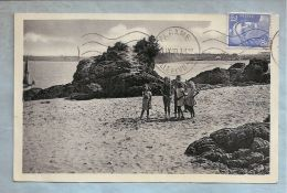 CPSM - Rothéneuf (29) - 21. La Plage Du Havre - France