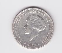 10 Francs 1929 TTB + - Luxembourg