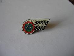 ASA ACC AC CHARENTE 1952  1992 Automobile Club De CHARENTE - Pin's