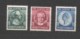 Württemberg,44/46,xx (5290) - Französische Zone