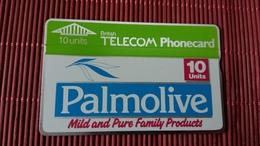 Phonecard Palmolive 824 A (I) (Mint,Neuve) Rare - Royaume-Uni