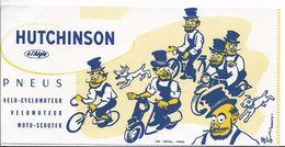 Buvard HUTCHINSON Pneu Vélo Moto Scooter - Bikes & Mopeds