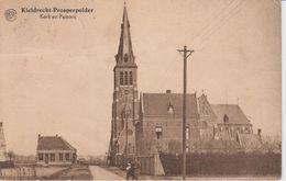 Kieldrecht Prosperpolder Kerk En Pastorij - Beveren-Waas
