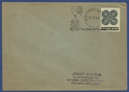 POLAND POSTAL USED AIRMAIL COVER - Ohne Zuordnung