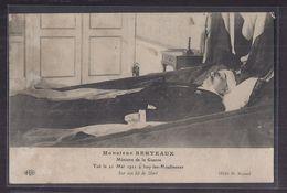 CPA 92 - ISSY-LES-MOULINEAUX - POLITIQUE Monsieur BERTEAUX Ministre De La Guerre Tué Le 21 Mai 1911 Sur Son Lit De Mort - Issy Les Moulineaux