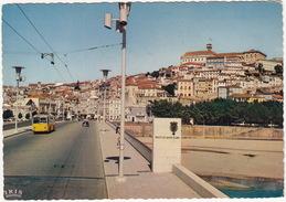 Coimbra: TROLLEYBUS & TAXI - Ponte De Santa Clara - Turismo