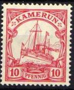Deutsche Kolonien, Kamerun Mi 22 A * [020612III] @ - Colonie: Cameroun