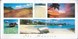 ILE MAURICE 12 X 24 Cm - Mauritius