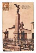 SAINTE MARIE De RE  17  Le Monument Aux Morts En 1923 - Ile De Ré