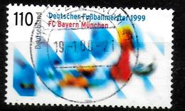 ALLEMAGNE  N° 1906   Oblitere   FC Bayern Munich Football  Soccer  Fussball - Soccer