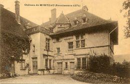 MORTEAU - France