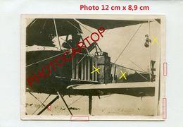 AVION + PILOTE Allemands-44-Camera-Luftbilder-Photo Aerienne-PHOTO All.-Guerre 14-18-1 WK-AVIATION-FLIEGEREI-Technique- - 1914-1918: 1st War