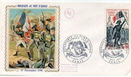 FDC France Bonaparte Au Pont D'Arcole 1972  (YT 1730) - FDC
