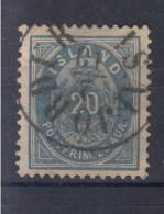 Island (BK) Michel Cat.No. Used 20B - 1918-1944 Administration Autonome