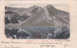 Wildalpsee - Loderspitze * 5. August 1903 - Fieberbrunn