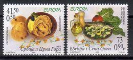 Yugoslavia,Europa CEPT 2005.,MNH - 1992-2003 Federal Republic Of Yugoslavia