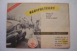 AGRICULTURE  --  LA PREVENTION  RURALE - Publicités