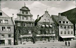 AK Memmingen, Weinhaus Knöringer, Um 1960 (24321) - Memmingen