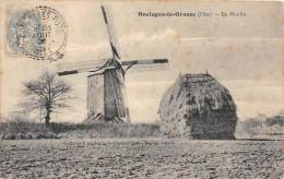 60 - OISE / 601219 - Boulogne La Grasse - Le Moulin - Francia