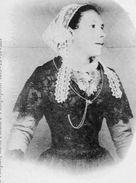 La Belliloise – Dos Simple ( Avant 1905) - Costumes