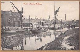 Kent    SANDWICH River Stour  Sailing Barges    K378 - England