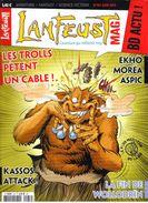 LANFEUST-MAG  N ° 187   REVUE B-D  AVENTURE  FANTASY SCIENCE-FICTION - Lanfeust De Troy