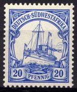 Deutsche Kolonien, Deutsch-Südwestafrika Mi 27 * [300613VI] @ - Colony: German South West Africa