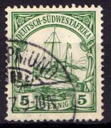 Deutsche Kolonien, Deutsch-Südwestafrika Mi 25, Gestempelt [300613VI] @ - Colony: German South West Africa