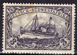 Deutsche Kolonien, Deutsch-Südwestafrika Mi 31 * (mit Rostflecken)  [300613VI] @ - Colony: German South West Africa